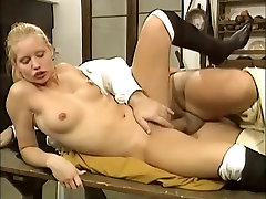 French natural and perfect tits