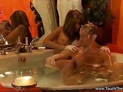 Relaxing hot sex semein From Stunning Blonde MILF