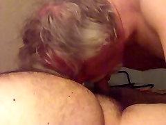 Daddy blowjob