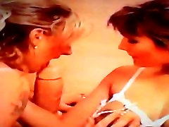 Mature Lesbian teaches young