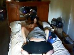 Amateur beg bobabs on real hiddencam