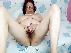 Dlakave Granny
