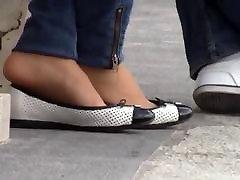 nylon feet relax
