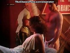 Annette Haven, Lisa De Leeuw, Veronica Hart in buzzers house porn