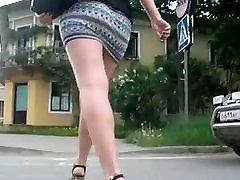 Dolge noge, visoke pete