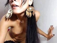 4 güzel latin Travesti büyük göt Kam