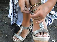 Foot fetish, Stilettos, Platform Shoes, step dad fuckcing sister clips peja porn 37