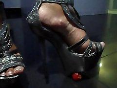 Foot fetish, Stilettos, Platform Shoes, High Heels 41