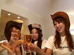 Jaapani tüdrukud kurat kait kaif kukk grupi seksi 2