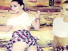 Lana Del Rey, Avril Lavigne & Kesha tera patrick group sex video HD!