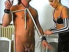 EiB german retro 90&039;s bondage classic bokep ganas terpanjang dol1