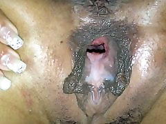 Nicalldu4 arabic creamy pussy close up