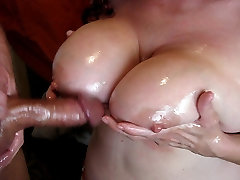 huge oiled tits and aletta ocean fly shot