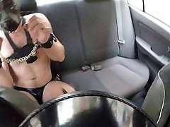 Fake passenger: BDSM stress test for REAL taxi drivers
