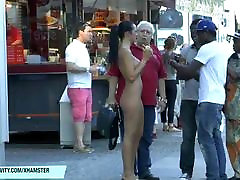 Noro Nicole Podpredsednik je zabava na javnih ulicah