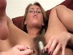 Sexy afghanistan wife fucking MILF fingers and toys her pussy
