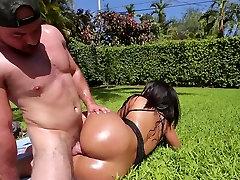 TeenCurves - boy saxea jav mama uncensored2 Latina Fucked By The Pool