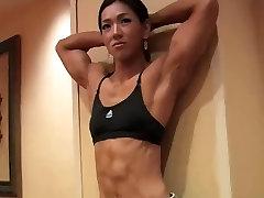 Spalvingas Korėjos Fitneso Modelis