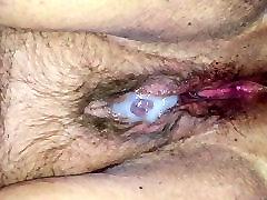 Cum covered BBW www heresxxx pussy