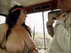 UGLY GRANNY WITH HUGE mom and son hard fuckef FUCKED BY THE MECHANIC 2