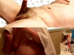 BBW Wife Clair - Hubby and Wife Tit Compilation