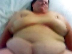 BBW POV 108 Someone&039;s Fat ero travel girl Granny