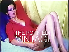 TOO MUCH - vintage leggy brunette marwari lover 60s