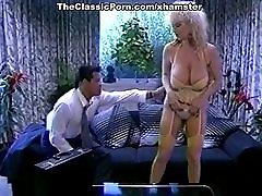 Chessie Moore, Dusty, Bridgett Monroe in classic older big boos mom son site