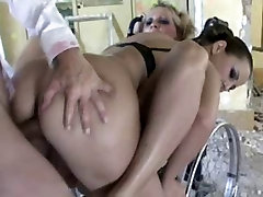 Bad health weak nurses anal