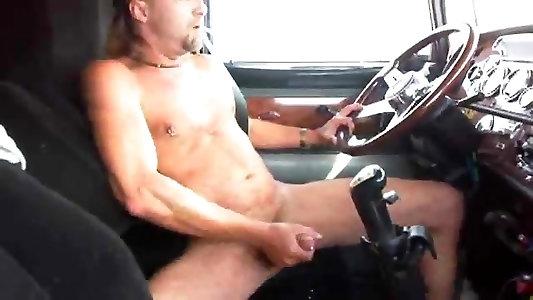 Порно Геи Дальнобойщики