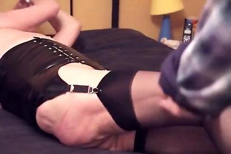 Epic homemade Fetish, Rump pornography clip