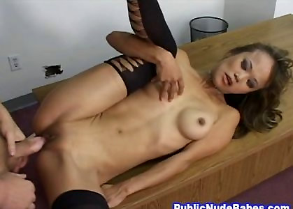 Diminutive Asian Babe Class Bedroom Rock-hard Hook-up