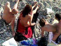 Beach Sex Amateur #101