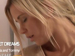 ORGASMS Cute young blonde erotic creampie