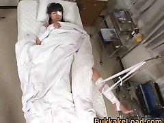 Asuka sawaguchi asian actress gets semen part6