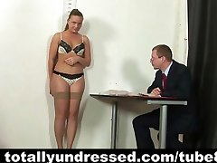 Dirty job interview