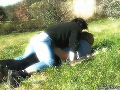 Natural Italian Outdoor Lust