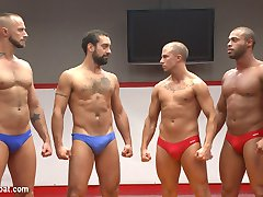 Live in front of a rowdy audience, Eli Hunter and Micah Brandt take on DJ and Jessie Colter in a...