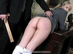 This good long spanking will help them improving their grades