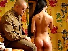 Free Gallery of an Asian Beauty caned brutally