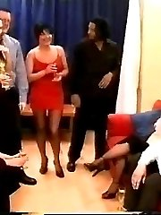 British swingers filmed all their group escapades in a private club