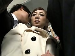 Minori Hatsune Asian has boobs and pussy PublicSexJapan.com