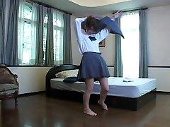 sweet lil schoolgirl 1-keyuki kishide-by PACKMANS