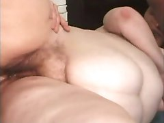 Old Fat Hairy And A Hot Fuck