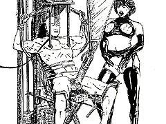 hentai femdom bdsm