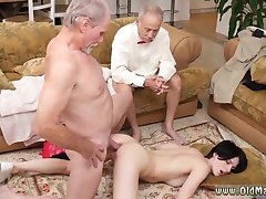 Old young lesbian bdsm Frankie heads down