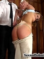 Two slutty girls fantasize getting captured, used as sex objects and fucked in the ass while...