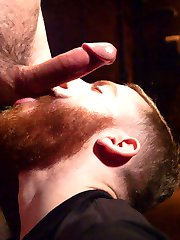 New to bondage, Scott DeMarco cant wait to get the full Men on Edge treatment with Sebastian and...