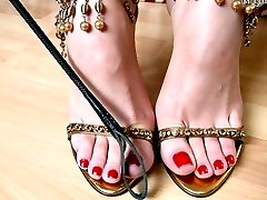 Marvellous POV gallery with sexy dom babes and their lovely feet