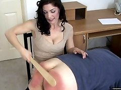 Kay Gives Painful Office Evaluation